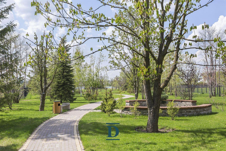 участок ID-216 в коттеджном посёлке Миллениум Парк