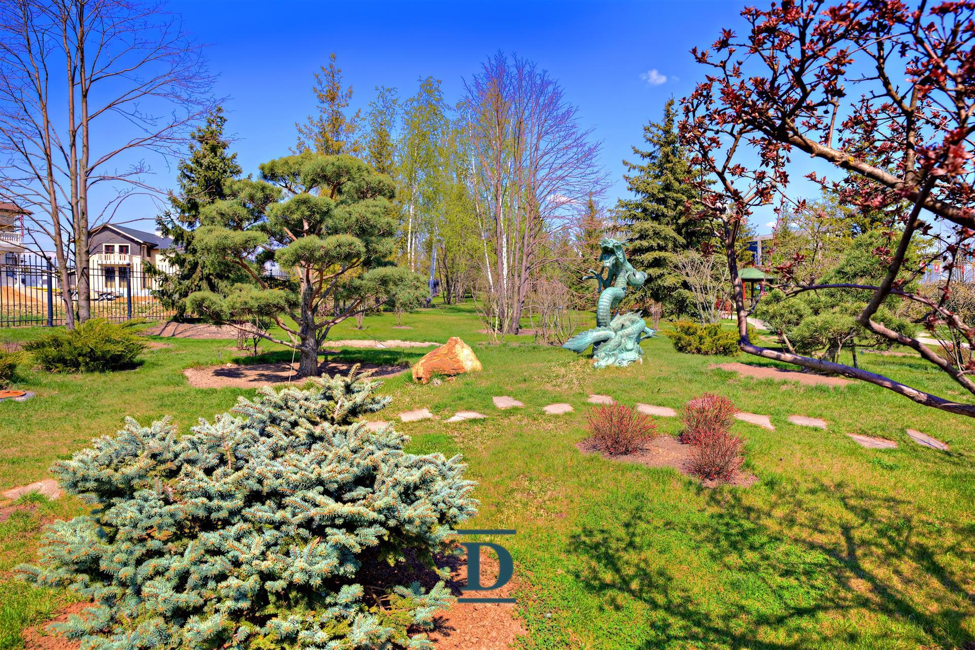 участок ID-258 в коттеджном посёлке Миллениум Парк