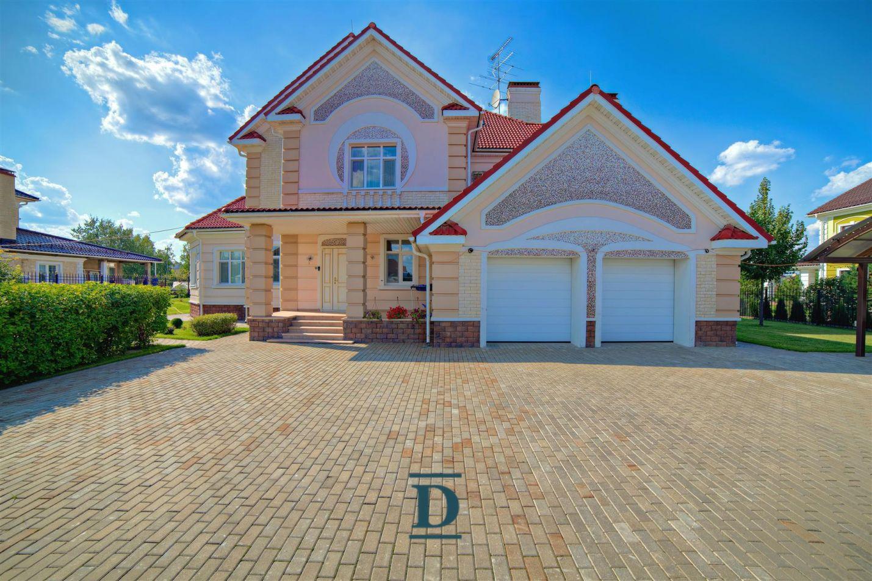 дом ID-30 в коттеджном посёлке Гринфилд фото-15