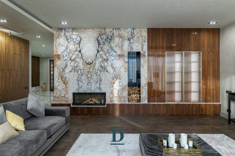 дом ID-306 в коттеджном посёлке Миллениум Парк фото-7