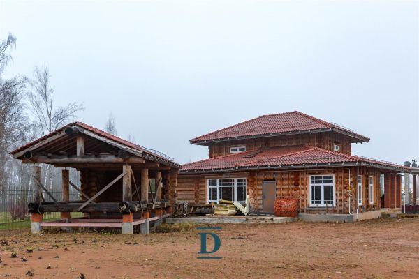 дом ID-328 в коттеджном посёлке Монтевиль фото-2