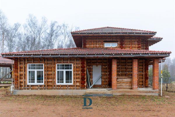 дом ID-328 в коттеджном посёлке Монтевиль фото-4