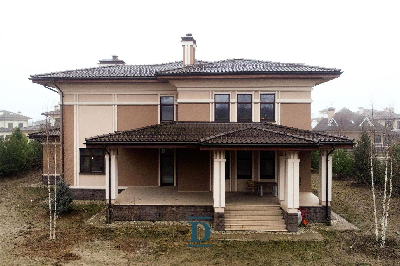 дом ID-330 в коттеджном посёлке Монтевиль фото-2