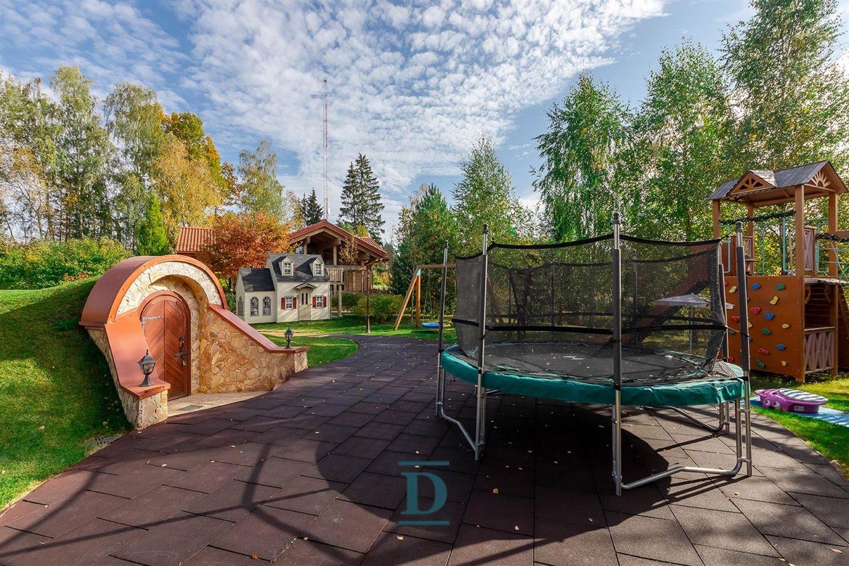 дом ID-356 в коттеджном посёлке Мэдисон парк фото-48