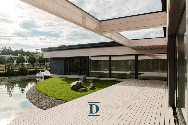 дом ID-359 в коттеджном посёлке Мэдисон парк фото-3