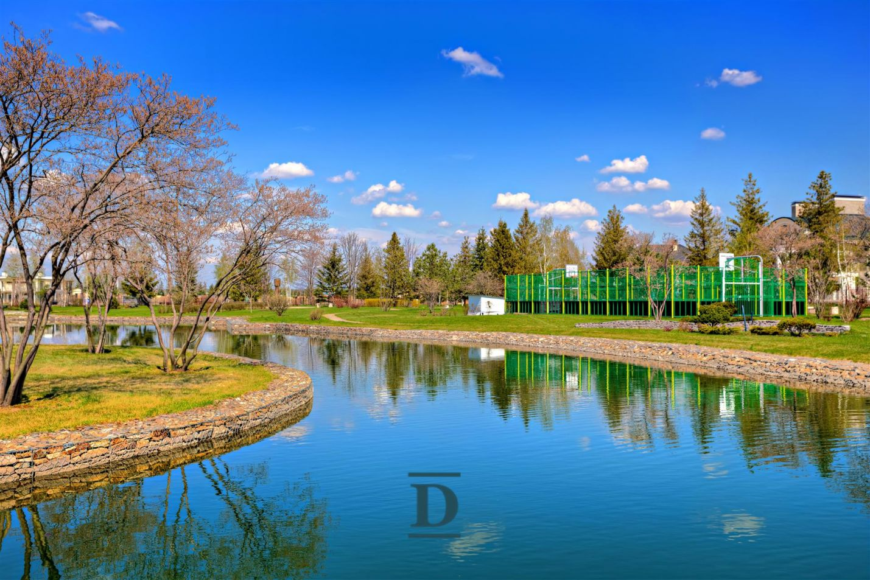 участок ID-100 в коттеджном посёлке Миллениум Парк фото-2
