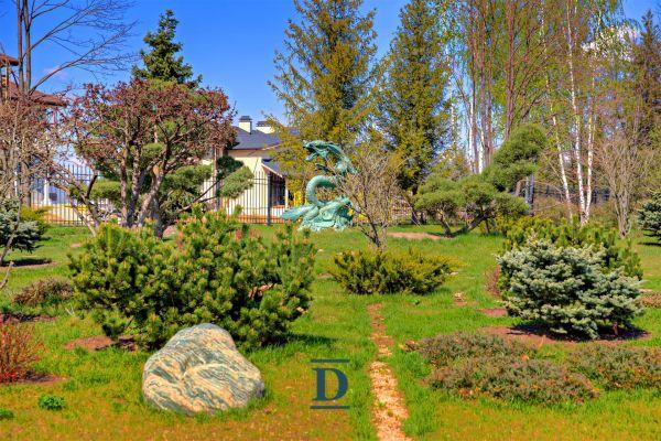 участок ID-106 в коттеджном посёлке Миллениум Парк фото-2