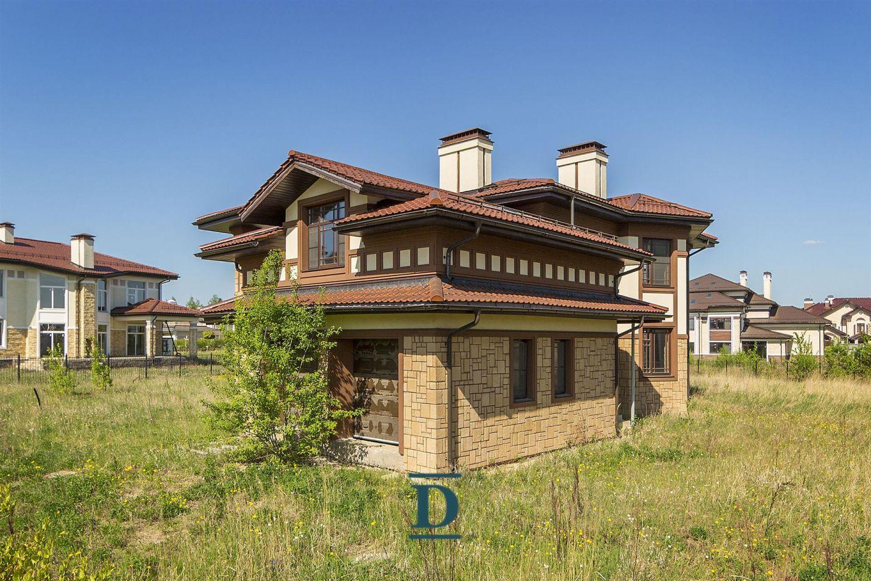 дом ID-117 в коттеджном посёлке Миллениум Парк фото-4