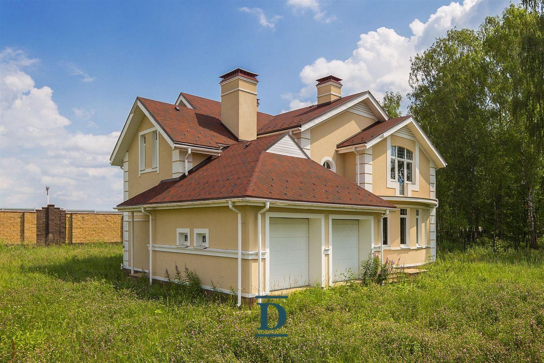 дом ID-129 в коттеджном посёлке Монтевиль