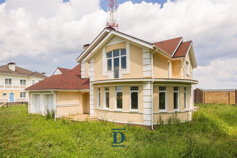 дом ID-129 в коттеджном посёлке Монтевиль фото-3