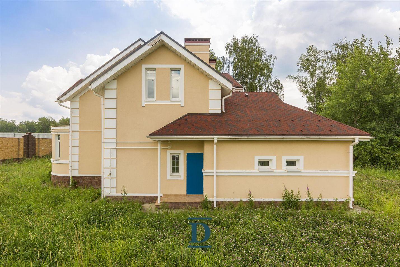 дом ID-129 в коттеджном посёлке Монтевиль фото-6