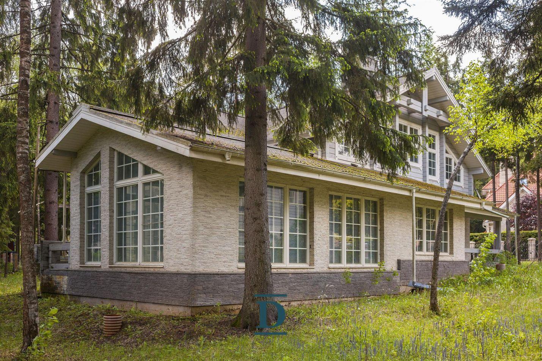 дом ID-134 в коттеджном посёлке Шервуд фото-5