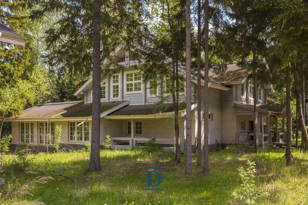 дом ID-134 в коттеджном посёлке Шервуд фото-9