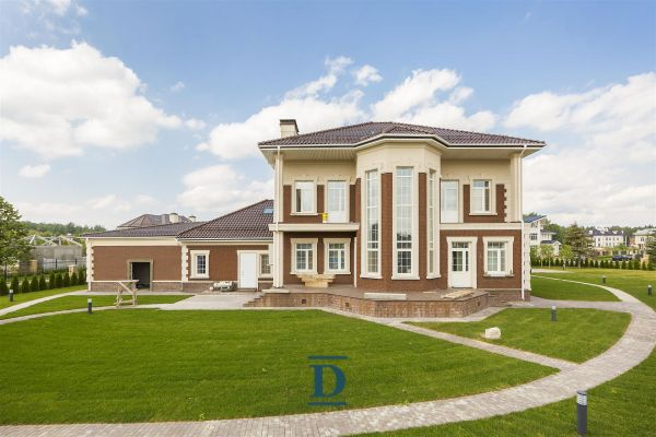 дом ID-145 в коттеджном посёлке Мэдисон парк