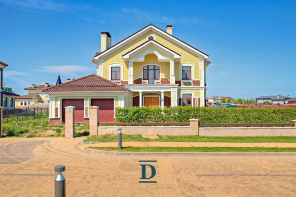 дом ID-15 в коттеджном посёлке Миллениум Парк фото-5