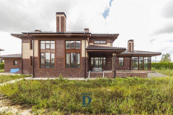 дом ID-161 в коттеджном посёлке Миллениум Парк фото-3