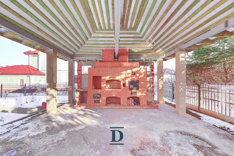 дом ID-167 в коттеджном посёлке Гринфилд фото-3