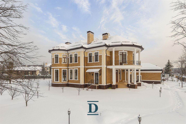 дом ID-185 в коттеджном посёлке Мэдисон парк фото-8