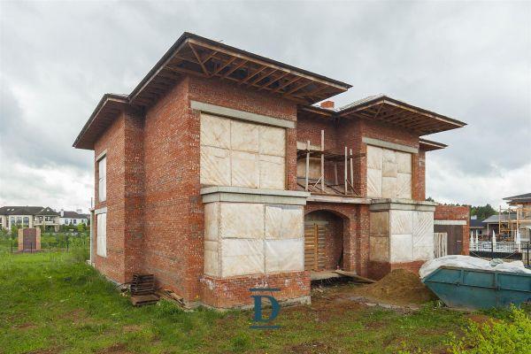 дом ID-198 в коттеджном посёлке Миллениум Парк фото-2