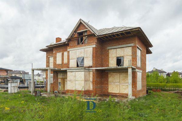 дом ID-198 в коттеджном посёлке Миллениум Парк фото-4