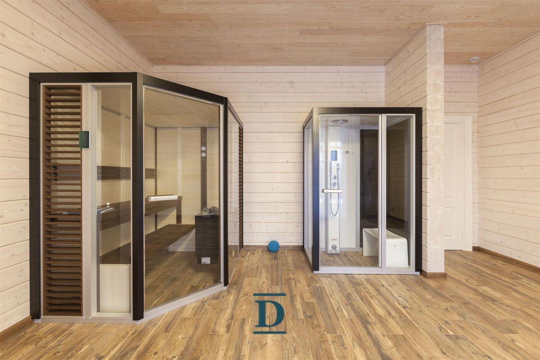 дом ID-227 в коттеджном посёлке Монтевиль фото-10