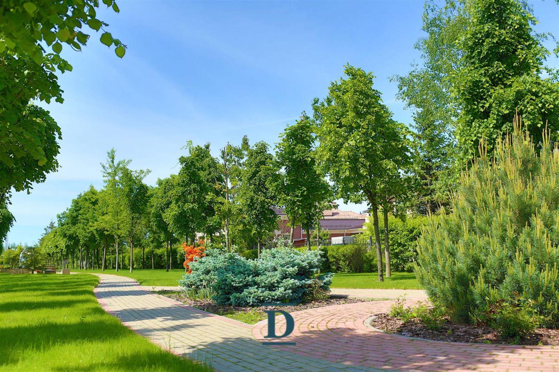 участок ID-230 в коттеджном посёлке Миллениум Парк