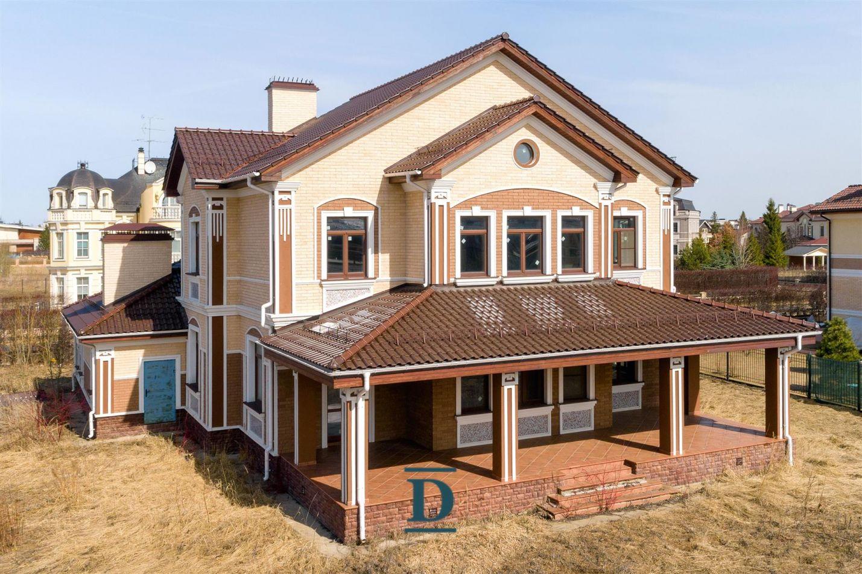 дом ID-238 в коттеджном посёлке Миллениум Парк фото-2