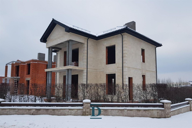 дом ID-255 в коттеджном посёлке Миллениум Парк фото-2