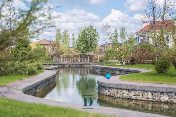 участок ID-265 в коттеджном посёлке Миллениум Парк фото-2