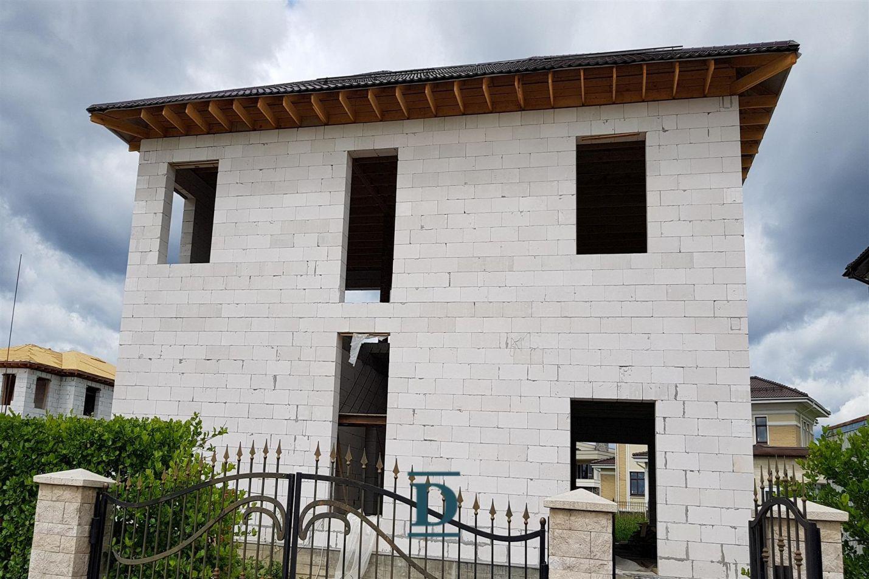дом ID-266 в коттеджном посёлке Миллениум Парк