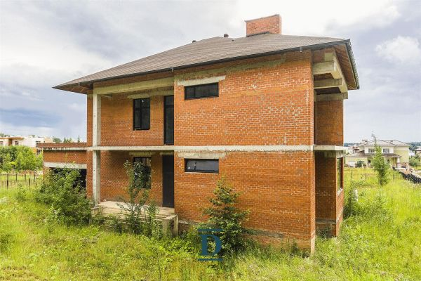дом ID-29 в коттеджном посёлке Монтевиль