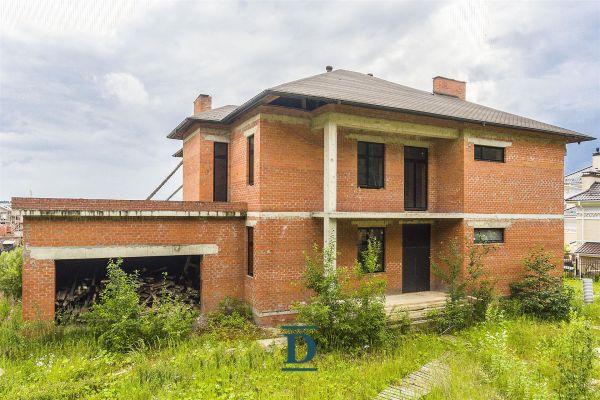 дом ID-29 в коттеджном посёлке Монтевиль фото-2
