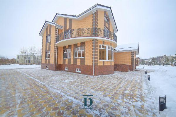 дом ID-44 в коттеджном посёлке Гринфилд фото-9