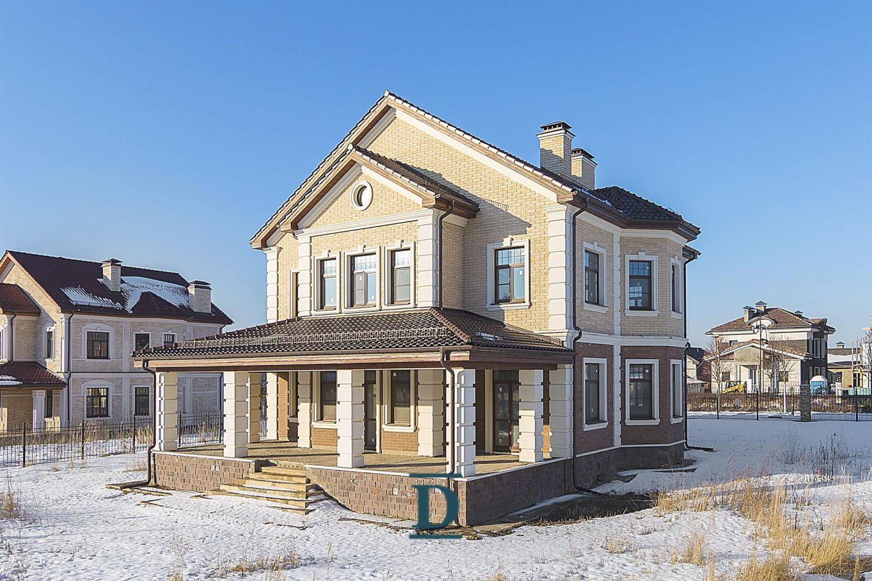 дом ID-57 в коттеджном посёлке Гринфилд фото-4