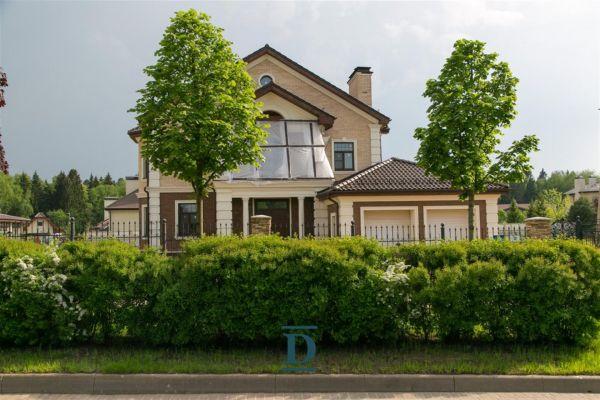 дом ID-57 в коттеджном посёлке Гринфилд