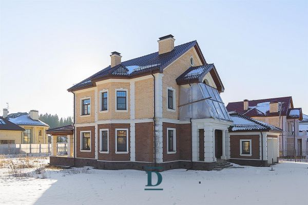 дом ID-57 в коттеджном посёлке Гринфилд фото-5