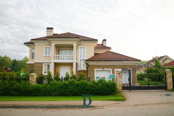 дом ID-62 в коттеджном посёлке Риверсайд фото-1