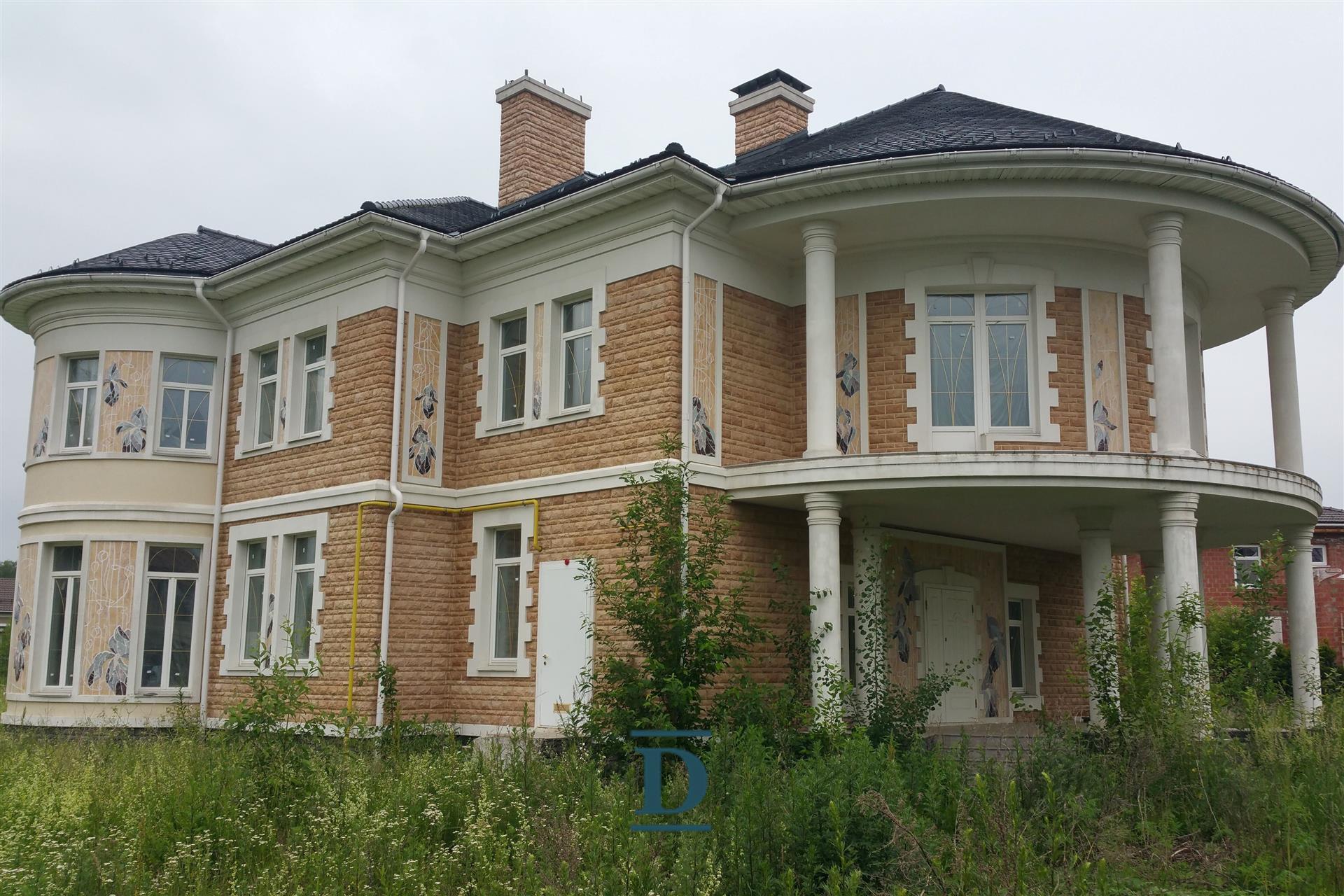 дом ID-74 в коттеджном посёлке Гринфилд